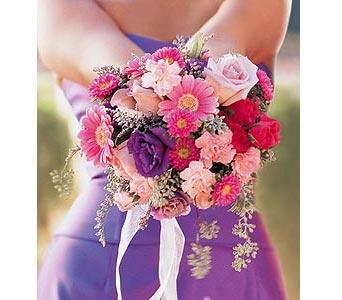 annies floral - BM bouquet