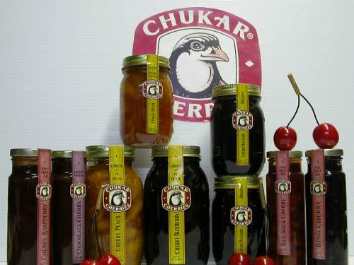 Chukar Cherries Jam