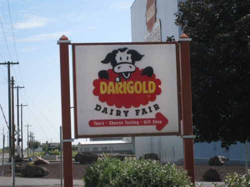 Darigold sign