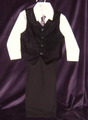little man tuxedo
