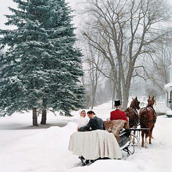Wedding Wonderland on Winter Wedding Wonderland